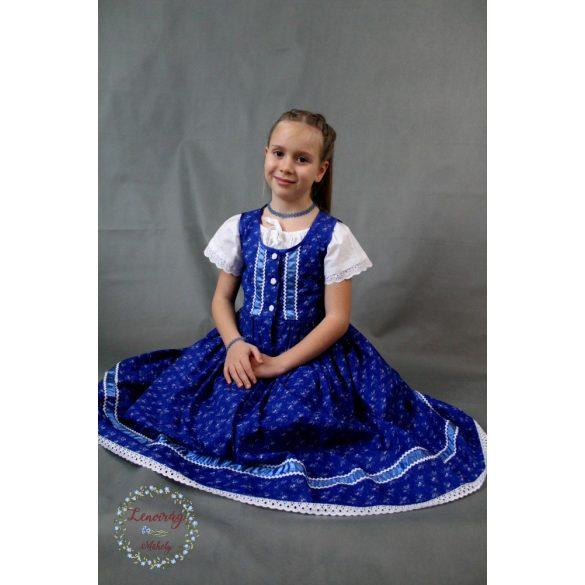 Kékfestő ruha